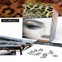 La Femme Real Pen Eyeliner [Smudge Free]